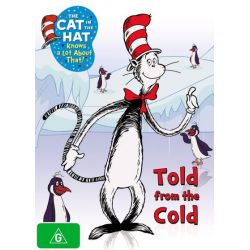 Cat in the Hat on DVD.