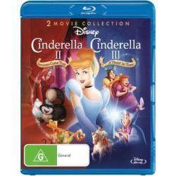Cinderella II on DVD.