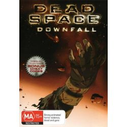 Dead Space Downfall on DVD.