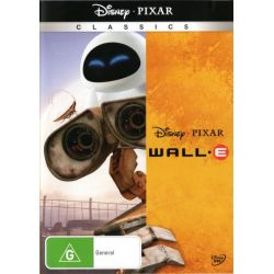 Wall-E on DVD.