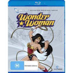 Wonder Woman on DVD.