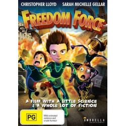 Freedom Force on DVD.