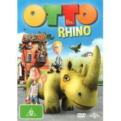 Otto the Rhino on DVD.