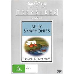 Walt Disney Treasures on DVD.