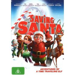 Saving Santa on DVD.