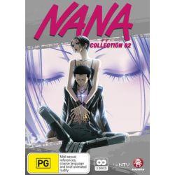 Nana Collection 02 on DVD.