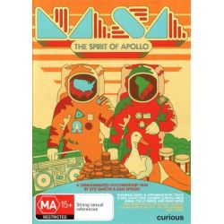 N.A.S.A. on DVD.
