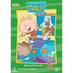 Stanley-Hop to it on DVD.