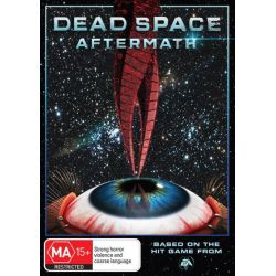 Dead Space Aftermath on DVD.
