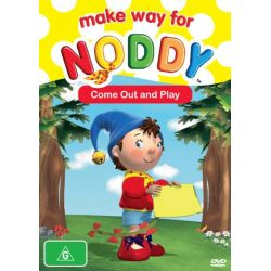 Make Way For Noddy on DVD.