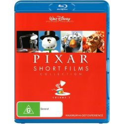 Pixar Short Films Collection - Volume 1 on DVD.
