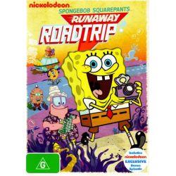 SpongeBob SquarePants, Spongebob's Runaway Roadtrip by Rodger Bumpass, 9324915091139.