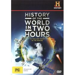 History Of The World In 2 Hours on DVD.