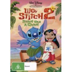 Lilo & Stitch 2 on DVD.