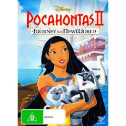 Pocahontas II on DVD.