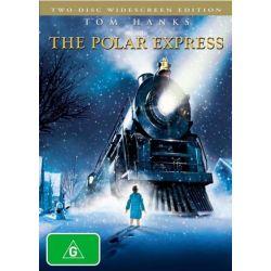 The Polar Express on DVD.