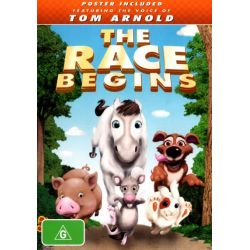 The Race Begins on DVD.