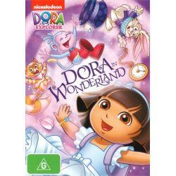 Dora the Explorer on DVD.