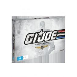 G.I. Joe on DVD.