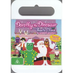 Dorothy the Dinosaur on DVD.