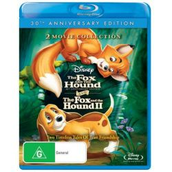 The Fox and the Hound / The Fox and the Hound II - (30th Anniversary Edition) on DVD.