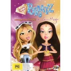 Passion 4 Fasion Diamondz / Genie Magic (Bratz Double Feature) on DVD.