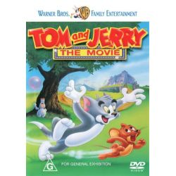 Tom and Jerry on DVD.