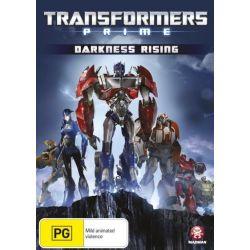 Transformers on DVD.