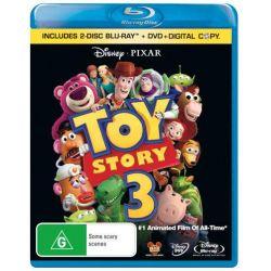 Toy Story 3 (2BD/DVD/DCD)(Super Set) on DVD.