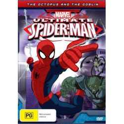 Ultimate Spider-Man on DVD.