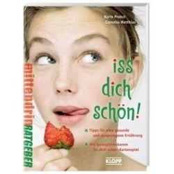 Bücher: Iss dich schön!  von Karin Probst,Cornelia Matthias