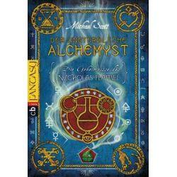 Bücher: Die Geheimnisse des Nicholas Flamel 01. Der unsterbliche Alchemyst  von Michael Scott
