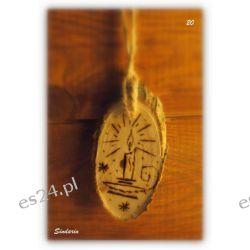 ozdoba w drewnie ekoozdoba, na choinkę i nie tylko