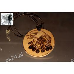 medalion orzeł, kolekcja Sindarin, unikat Pozostałe