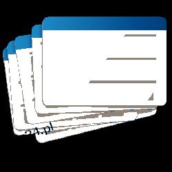 Kalendarzyki listkowe Usługi