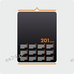 Kalendarze listwowane Usługi