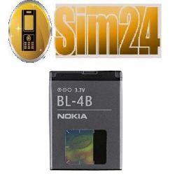 Bateria NOKIA BL-4B ORIGINAL/BULK 2630/6111/2760/7