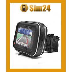 Uchwyt na nawigację GPS z etui 3.5'' wodoodporny