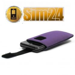 Nowe etui zamszowe  do telefonu iPhone 4