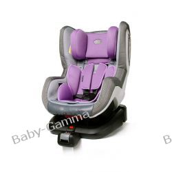 Fotelik samochodowy Neo-fix 0-18 kg Purple 4Baby