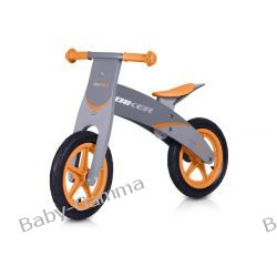 Rowerek biegowy Biker Sport Electric Orange EasyGo