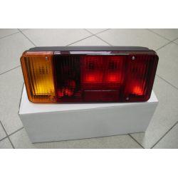 LEWA LAMPA DUCATO JUMPER BOXER IVECO J5 C25 NOWA Kompletne
