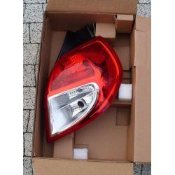 PRAWA LAMPA TYŁ RENAULT CLIO 2009-2012 NOWA Kompletne zestawy