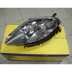LEWY REFLEKTOR FIAT BRAVO 2010-2013 LAMPA NOWA Kompletne zestawy
