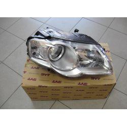 PRAWY REFLEKTOR VW PASSAT B6 2005-2010 NOWY