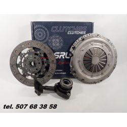 SPRZĘGŁO ZESTAW VOLVO C30 S40 II V50 1.6 D NOWE