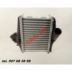 INTERCOOLER SMART FORTWO 0.8CDI 2007- NOWY