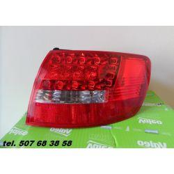 PRAWA LAMPA AUDI A6 AVANT KOMBI 2008-2011 LED NOWA