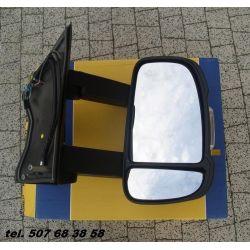 PRAWE LUSTERKO JUMPER DUCATO BOXER 2006- DŁUGIE Wkłady