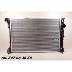 CHŁODNICA MERCEDES E-KLASA W212 E500 E350 CDI NOWA